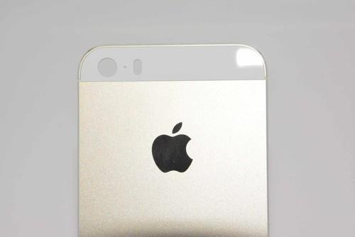 为国人量身定制? 金色iPhone5S多图曝光