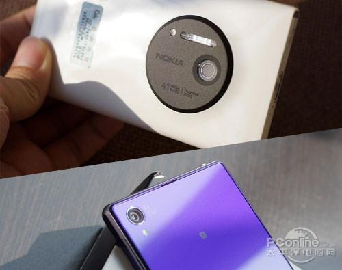 谁是手机拍照之王索尼Z1对比诺基亚1020