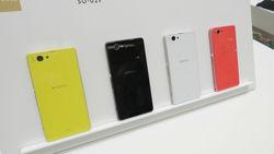 索尼XperiaZ1mini真机上手体验