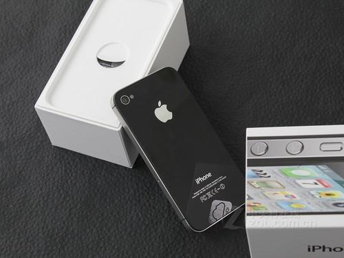 iPhone 4S 黑色 背面图