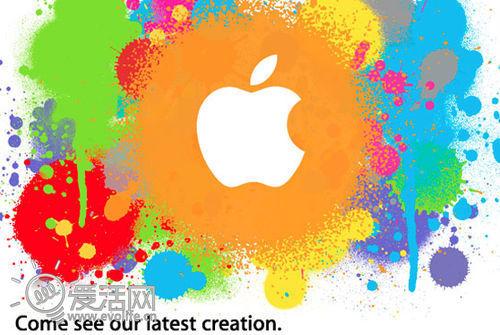 改变世界的瞬间 苹果邀请函艺术海报十年报赏
