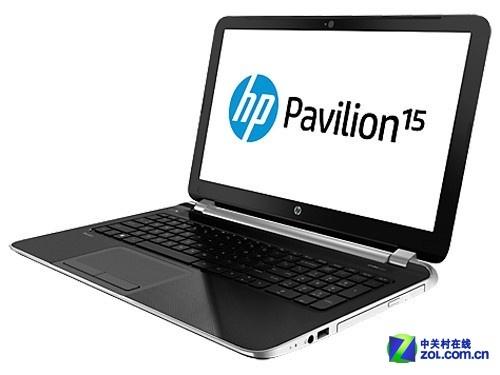 i5芯大屏娱乐惠普Pavilion15价格4599元