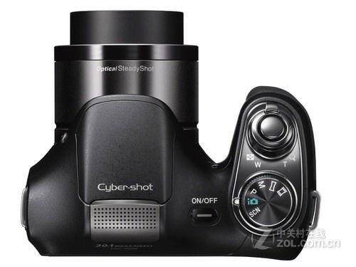索尼26倍长焦类单反数码相机H200售999元