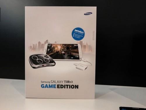重游戏 三星推Game版Galaxy Tab 3 8.0