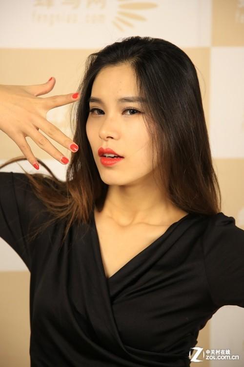 2013蜂鸟网模特大赛冠军郭芮小姐