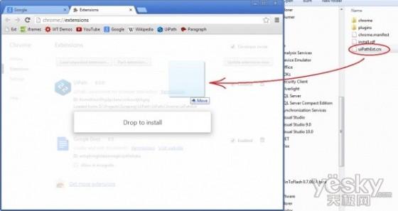 Chrome将仅可通过Chrome Web Store安装扩展