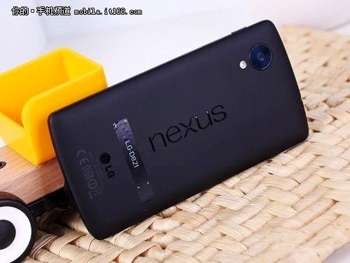 性能极为强劲LG四核智能Nexus5仅2399
