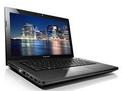 联想 联想 G400AM-IFI 14英寸笔记本(i5-3230M/4G/500G/2G独显/摄像头/Win8/金属黑) 图片