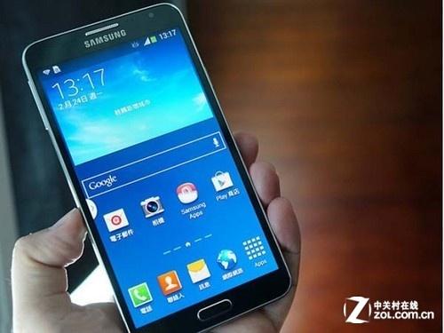 体验联通4G 三星Note 3 N7506V低价促销