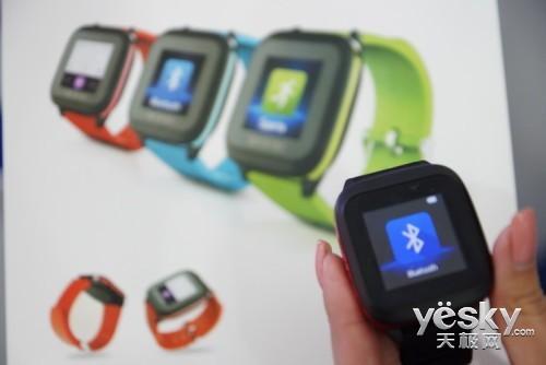 瑞芯微可穿戴香港电子展展出智能眼镜手表