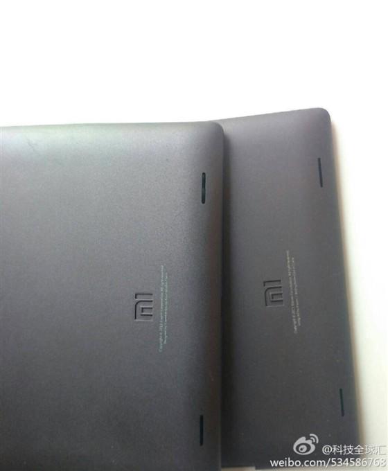 小米平板曝光:酷似iPad mini