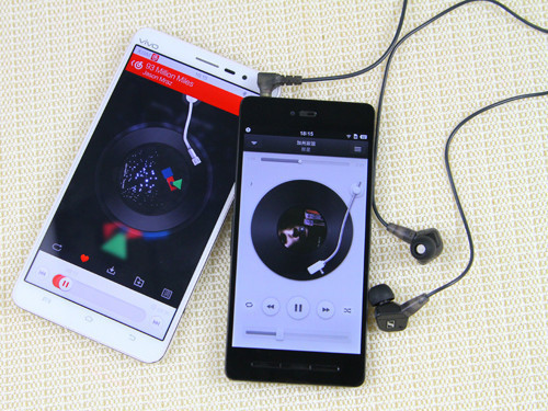 锤子手机T1对比vivo xplay3S