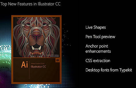 Adobe Illustrator CC 2014全新特性功能_天极yesky软件频道