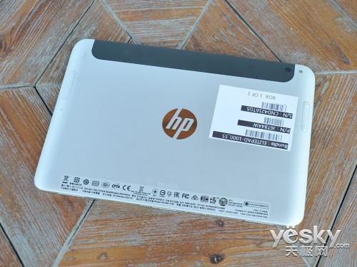 不是简单的平板 惠普ElitePad 1000 G2评测