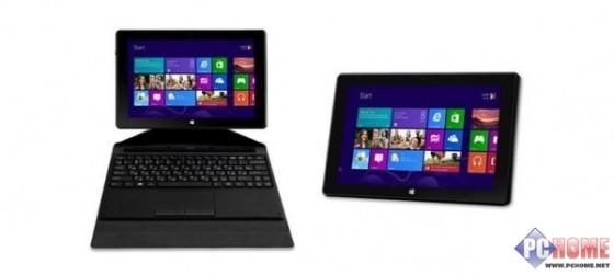 微星推出新款Windows8平板电脑S1000
