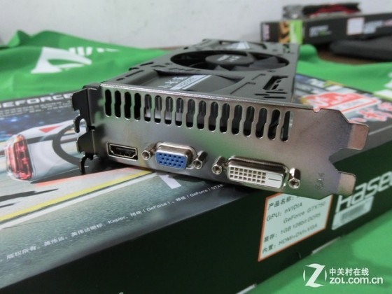 新产品正式到货 小影霸GTX750市场价799