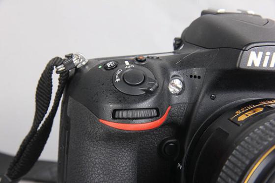 进化到完美 尼康全画幅相机d810测试