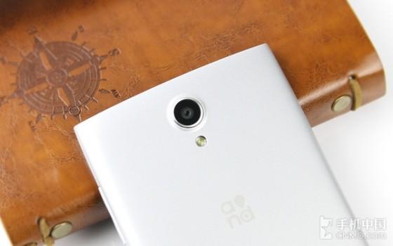 5.5英寸巨屏4G新机中国移动M812评测