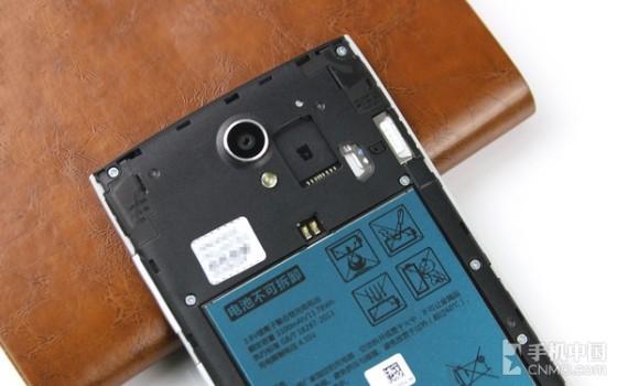 5.5英寸巨屏4G新机中国移动M812评测(6)