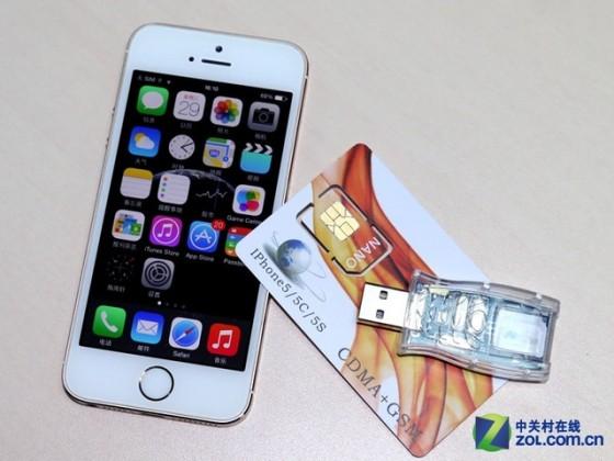 教程:电信版iPhone5s如何使用移动/联通卡【组图】