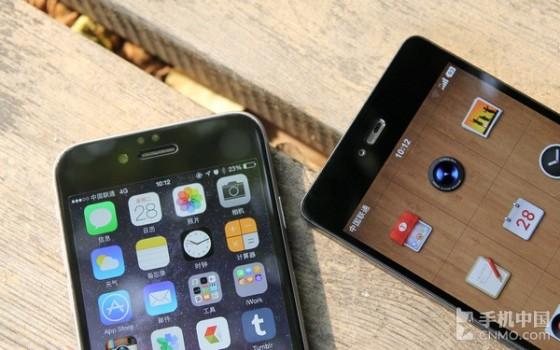 情怀与情结对话 锤子手机对比iPhone 6第3张图