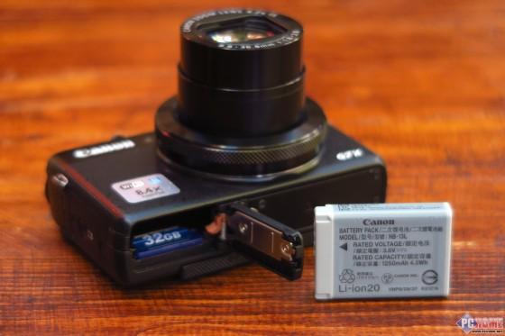 装进口袋的专业 佳能G7X便携旗舰评测