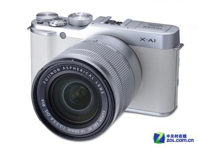 白色限量版富士X-A1套机售2699元