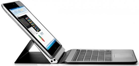 搭配CoreM处理器 惠普G1平板电脑露真容