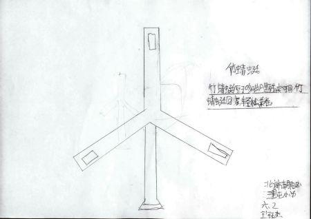 三里屯小学六年级二班/王珏杰图片