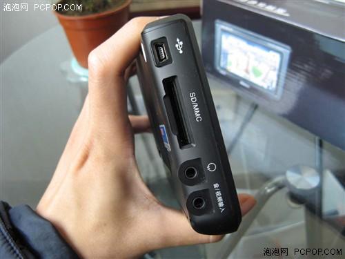 国产蓝牙GPS新科4810降价还送2GB卡
