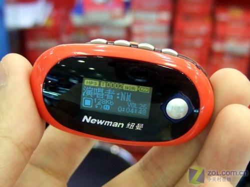 秀美外观也廉价199元财色兼备MP3选购