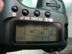 全画幅单反新低价佳能E0S5D单机降200元