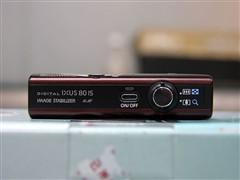 佳能最新防抖卡片机IXUS80IS仅售1970元