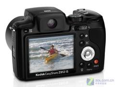 12X防抖长焦相机柯达Z812IS仅售1920元