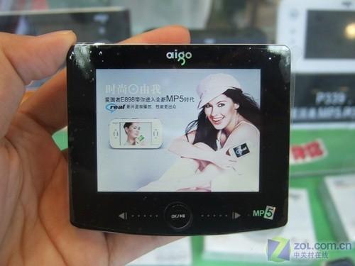 支持RM直播4GB爱国者E819到货售699元
