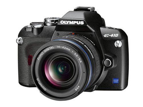 入门级单反奥巴E410双镜头套机3850元