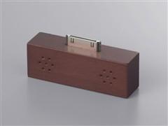 BUFFALO再出妙招iPod迷你木制扬声器