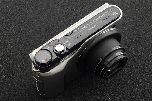 10倍光学变焦镜头卡西欧FH100售价2459元