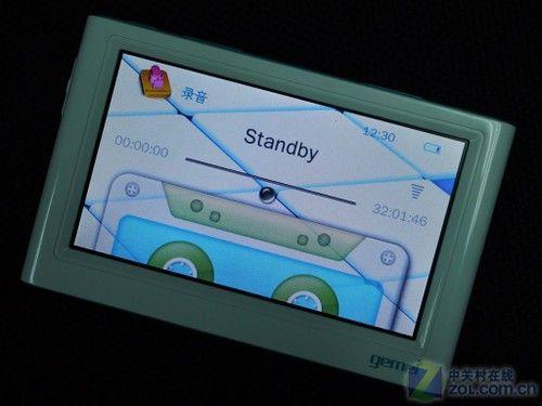 功能全面小巧超低价歌美S5000时尚版评测(4)