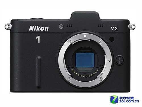 尼康V2相机谍照