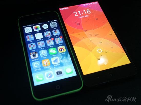 小米手机4 评测 体验