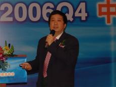 赛诺市场研究公司副总经理叶平