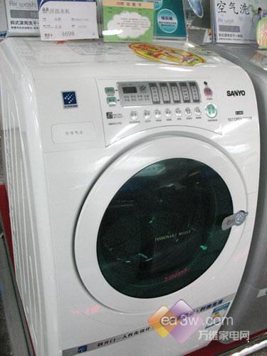 斜式滚筒跌至新低一周特价洗衣机盘点