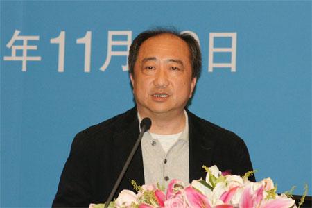 中国家用电器协会副秘书长陈钢