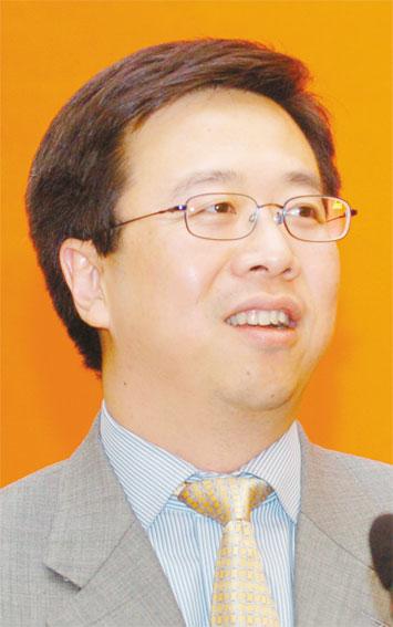 科技时代_图文:英特尔中国区产品总监洪力