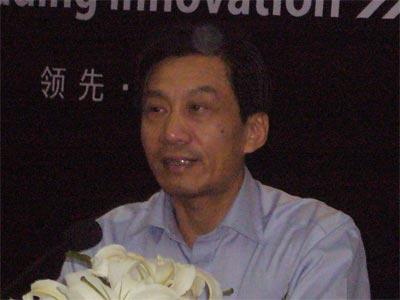 科技时代_图文:中国电子商会常务副会长王宁