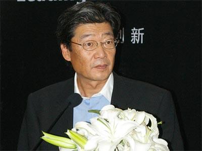 科技时代_图文:东芝(中国)有限公司总代表田中孝明