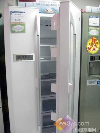 价格很实惠海尔539升冰箱低价促销