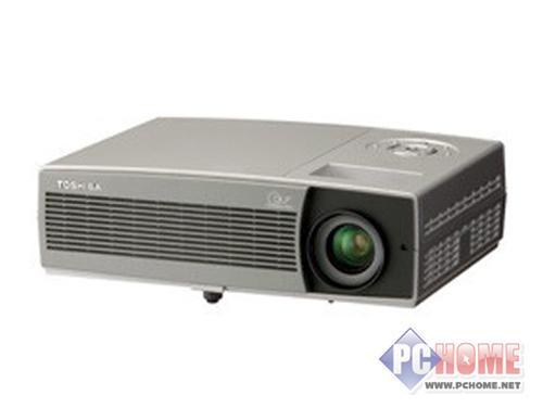 3500流明东芝TDP-T100便携投影仅8600