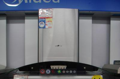 航空铝材质 美的欧式吸油烟机受追捧